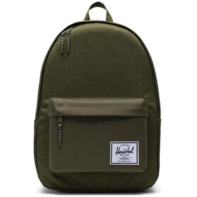 Herschel Classic X-Large Backpack olive night crosshatch/olive night